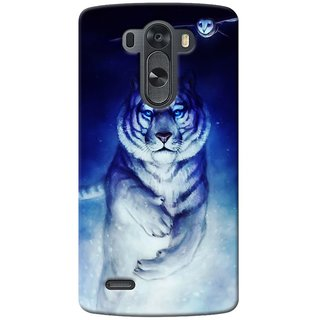 SaleDart Designer Mobile Back Cover for LG G3 D855 D850 D851 D852 LGG3KAA446
