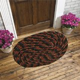 Handloomdaddy Beautiful Door Mat (set Of 2) - Multi