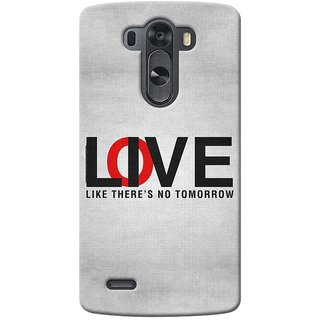 SaleDart Designer Mobile Back Cover for LG G3 D855 D850 D851 D852 LGG3KAA611