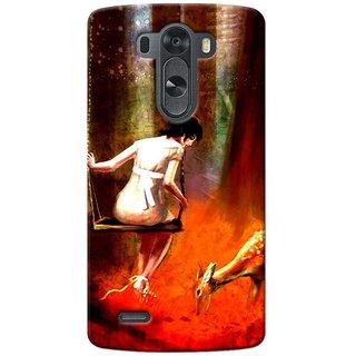 SaleDart Designer Mobile Back Cover for LG G3 D855 D850 D851 D852 LGG3KAA515