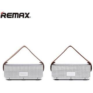 SPOT DEALZ - REMAX - 2 IN 1 - H1 DESKTOP SPEAKERS  - SILVER