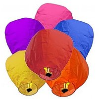 Skycandle.in Wish / Sky Lanterns (Set Of 5)