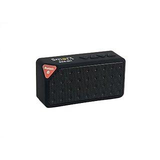Smartmate SBS - 001 Wireless Mobile/Tablet Speaker (Black, 1.0 Channel)