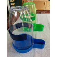 Imported Birds WATER and FOOD feeding cup  Cage hanging type