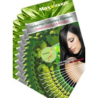 MaxxMagic Natural Hair Colour(10 Sachets) Maxx010