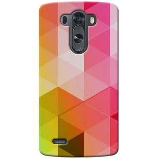 SaleDart Designer Mobile Back Cover for LG G3 D855 D850 D851 D852 LGG3KAA496