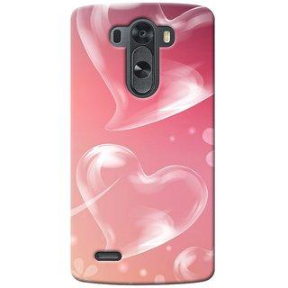 SaleDart Designer Mobile Back Cover for LG G3 D855 D850 D851 D852 LGG3KAA500