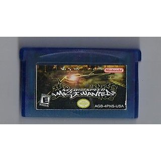 Need For Speed  Most Wanted Advance SP (GBA) For Game Boy