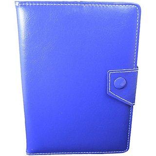 Totta Book Cover for Micromax Canvas Tab P470 (Blue) ACCE6MXGFPHQB4YU