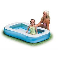 INTEX Rectangular Baby Pool Intex Inflatable Water Tub