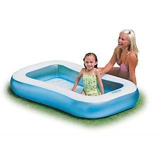 Intex Rectangular Baby Pool Intex Inflatable Water Tub Buy Intex Rectangular Baby Pool Intex
