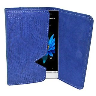 Totta Wallet Case Cover for Sony Xperia Neo L (Blue) ACCE8JNSRFYAZGAN