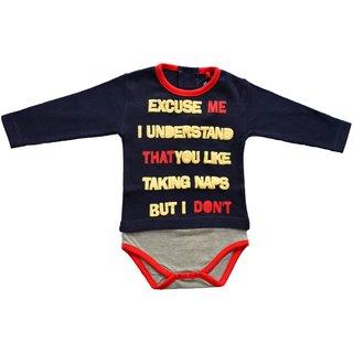 Maaron Baby Boys Baby Girls MultiColor Short Romper