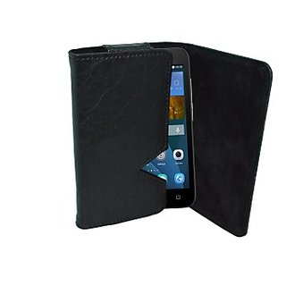 Totta Wallet Case Cover for Huawei Ascend W1 (Black) ACCE8UH59AKWNTA8