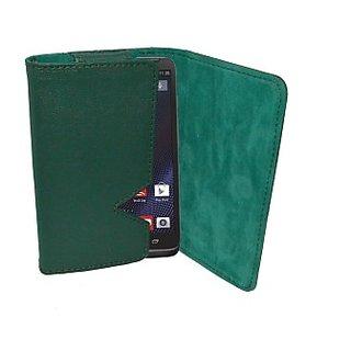 Totta Wallet Case Cover for Motorola Droid Razr Maxx HD (Green)