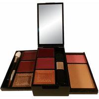 Anna Andre, Paris Make Up Kit 10006 (Lipstick, Lip Gloss, Eye Shadow, Blush, Compact)