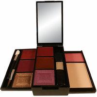 Anna Andre, Paris Make Up Kit 10008 (Lipstick, Lip Gloss, Eye Shadow, Blush, Compact)