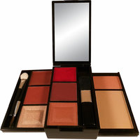 Anna Andre, Paris Make Up Kit 10001 (Lipstick, Lip Gloss, Eye Shadow, Blush, Compact)
