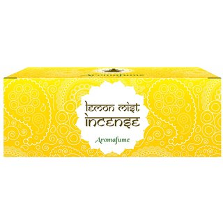Aromafume Lemon Mist Incense (Large)