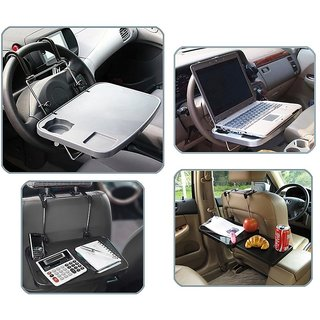 Takecare Multipurpose Car Laptop/Eating Tray For Renault Duster New 2015
