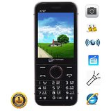 Micromax X707 Dual Sim GSM Multimedica Camera Mobile Phone