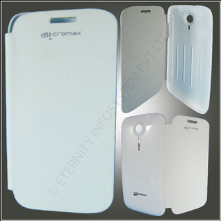 Flip Cover Micromax Canvas A116 available at ShopClues for Rs.149
