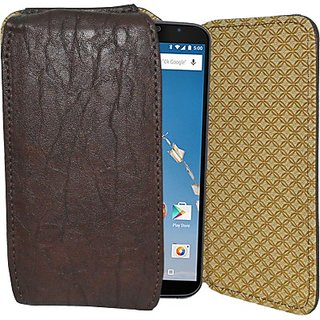 Totta Holster for Motorola Droid RAZR (Brown)
