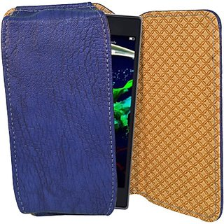 Totta Pouch for Lenovo Vibe Z (Blue) ACCE9XMUFTHGFGAH