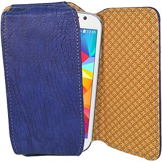 Totta Pouch for Samsung Galaxy Mega 2 (Blue)