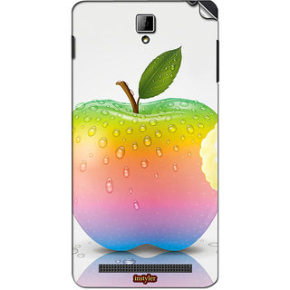 Instyler Mobile Skin Sticker For Xolo 6X 1000 MSXOLO6X1000DS10003