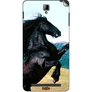 Instyler Mobile Skin Sticker For Xolo 6X 1000 MSXOLO6X1000DS10017