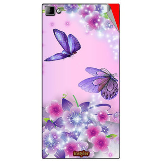 Instyler Mobile Skin Sticker For Xolo 8X1000 MSXOLO8X1000DS10045