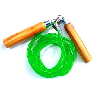 Adjustable Skipping rope Wooden..