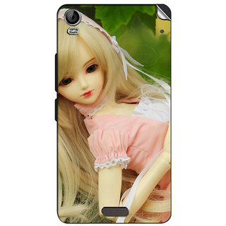 Instyler Mobile Skin Sticker For Xolo 8X-1020 MSXOLO8X-1020DS10073