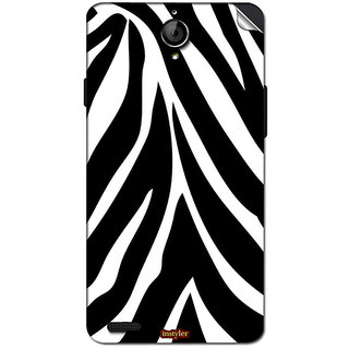 Instyler Mobile Skin Sticker For Xolo Q1100 MSXOLOQ1100DS10151