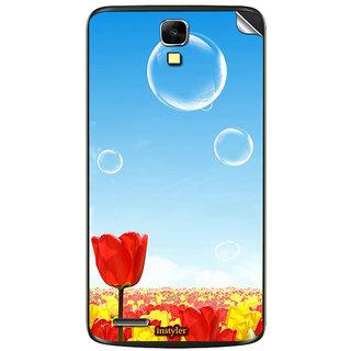Instyler Mobile Skin Sticker For Xolo Q700 MSXOLOQ700DS10079