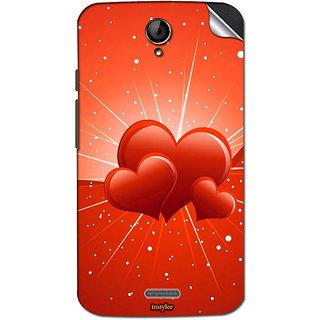 instyler Mobile Skin Sticker For Xolo Q600