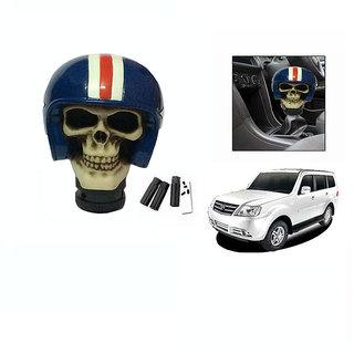 Takecare Stylish Helmet Gear Knob For Tata Sumo