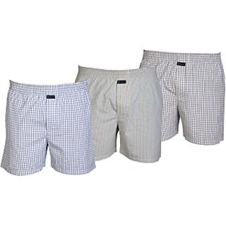 Careus MenS Cotton Boxers (Pack Of 3)