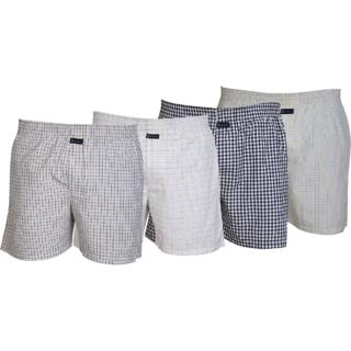 Careus MenS Cotton Boxers (Pack Of 4)