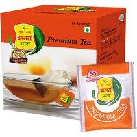 Apsara Premium Black Tea Bags Combo of 4 (40 Tea Bags) + free Tea Masala