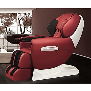 RoboTouch Maxima Massage Chair -Rose Red