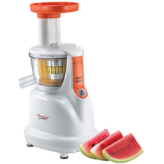 Prestige PSJ 20 Slow Juicer White available at ShopClues for Rs.9999