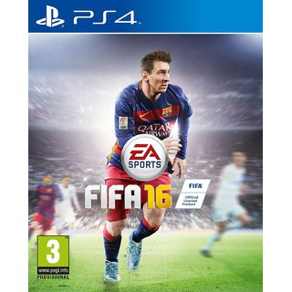 FIFA 16 PlayStation 4 New With Thumb Grip For PS4