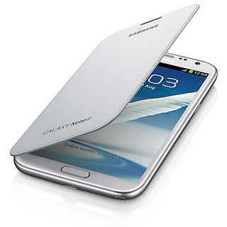 Galaxy Note 2 Flip Cover available at ShopClues for Rs.190