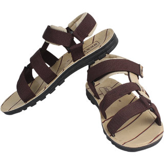 Bersache Brown- 811 Men/Boys Floater Sandals