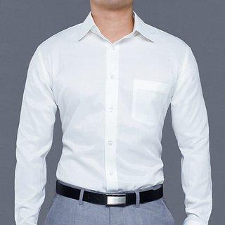 Charles white Shirt- White