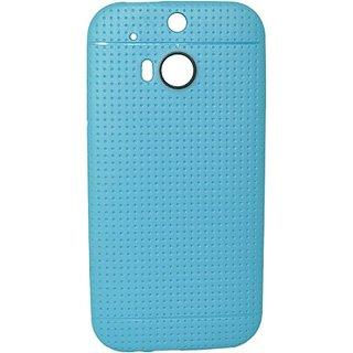 Totta Back Cover for HTC One Mini         (Black)