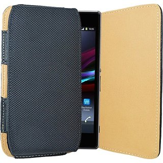 Totta Holster for Sony Xperia Z1 Compact         (Black)