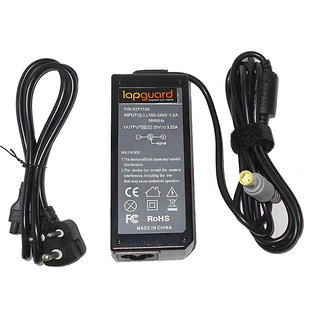 Lapguard Laptop Charger For Ibm Lenovo Thinkpad X130E X131E LGADIM20V325A7955110417